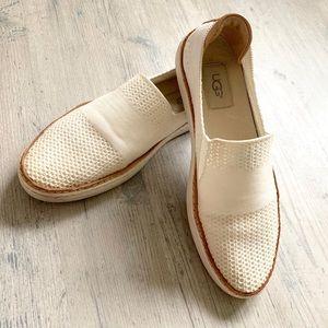 Ugg Sammy Knit Sneakers 6.5